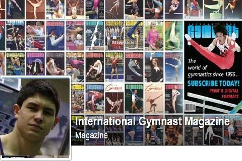 International Gymnast-Carl Meader